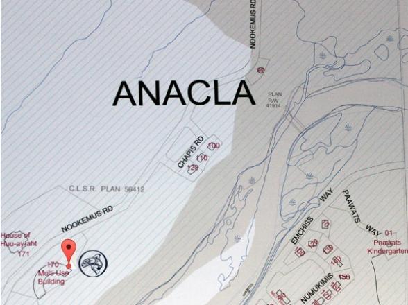 AnaclaMap