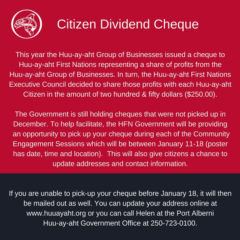 Citizen Dividend Cheque (2)