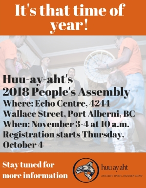 2018 People's Assembly
